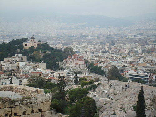 More from atop the Acropolis