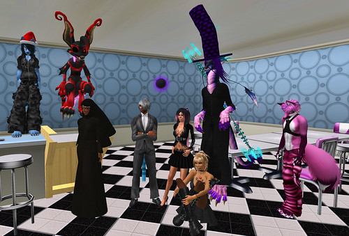 News Flash!! Bolshie Emerald Dev Subjugating Lindenlab