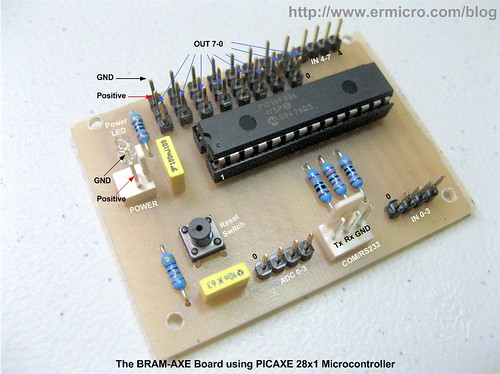 Make Your Own Microcontroller Printed Circuit Board (PCB