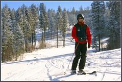 Kelly Canyon - January 28, 2010