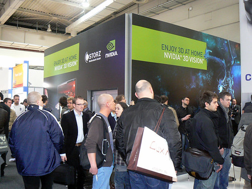 NVIDIA 3D Cinema - CeBIT 2010
