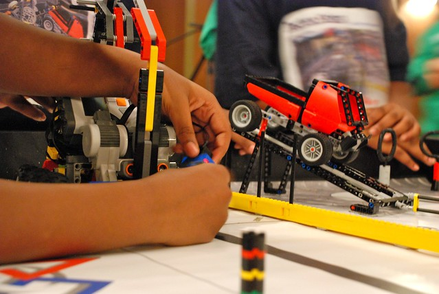 FIRST LEGO League @ the Smithsonian