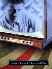 Norman Mailer, Pubblicità per me stesso, ©Baldini Castoldi Dalai 2009, Art Director Sara Scanavino, copertina (part.), 4