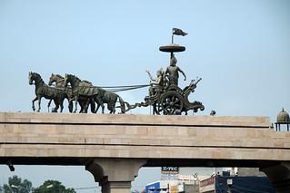 Arjuna's Chariot