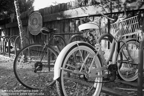 Casey Moore's Bike Rack : Tempe, AZ