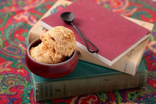 Ice Cream and a Book