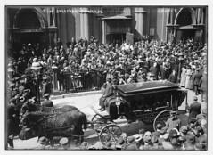 Tim Sullivan's funeral  (LOC)