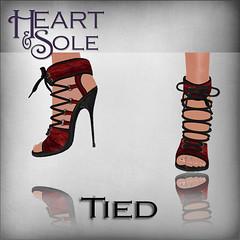 tied scarlett