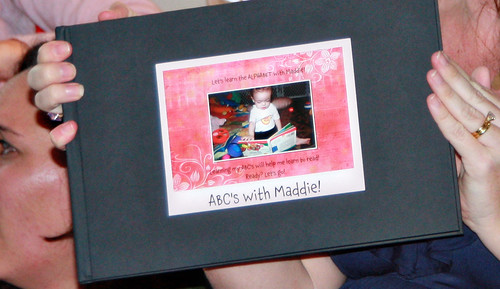 ABCs with Maddie