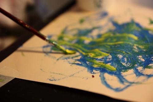 Lassi painting