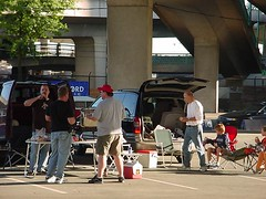 "CFL Tailgating 1 • <a style=""font-size:0.8em;"" href=""http://www.flickr.com/photos/9516353@N03/4036487122/"" target=""_blank"">View on Flickr</a>"