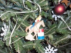 christmas tree, horses 021
