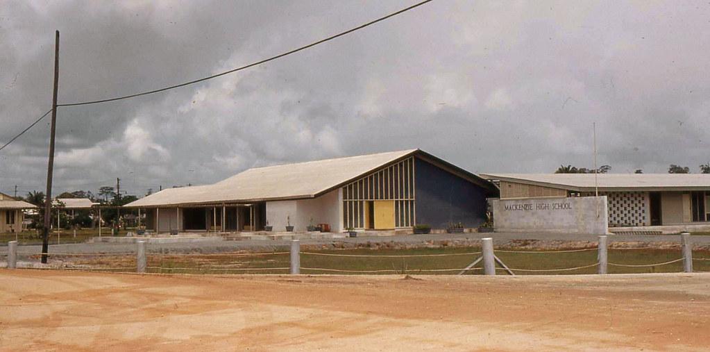 Mackenzie High School, MacKenzie, Guyana