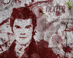 Dexter's Blood on the Street