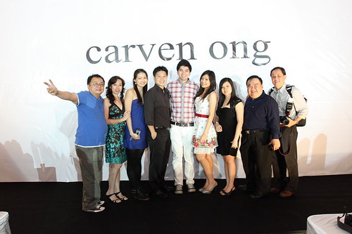 peace and good night live from carven ong graduation ball