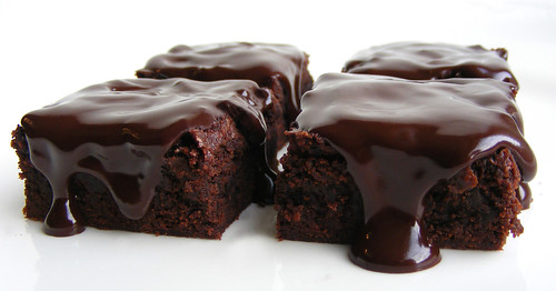 Whiskey Chocolate Cake