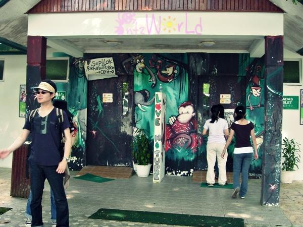 OrangUtan@Sepilok (10)