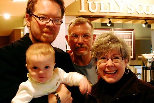 The Gibbs family.