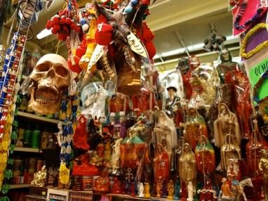 Mercado de Sonora in Avenida Fray Servando Teresa in the Venustiano Carranza borough