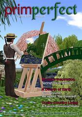 Prim Perfect: Issue 23 - February 2010: cover