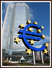 The powerful European Central Bank [ E C B ] i...