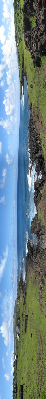 Sea view panorama
