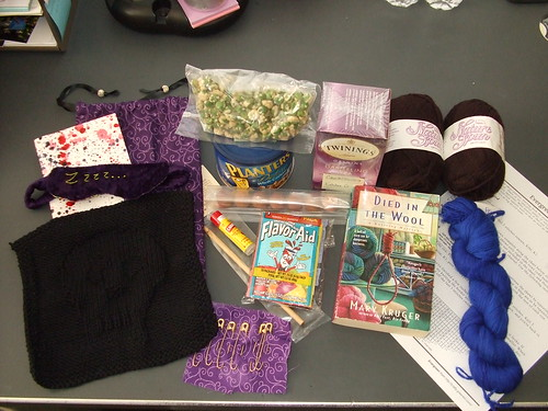 Crime Show/Mystery Swap Package