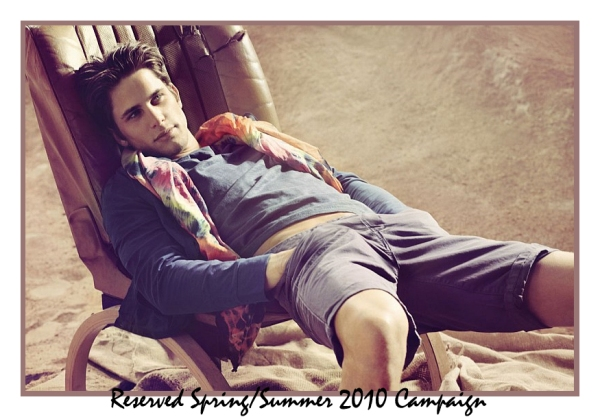 Reserved Spring-Summer 2010 Campaign 3