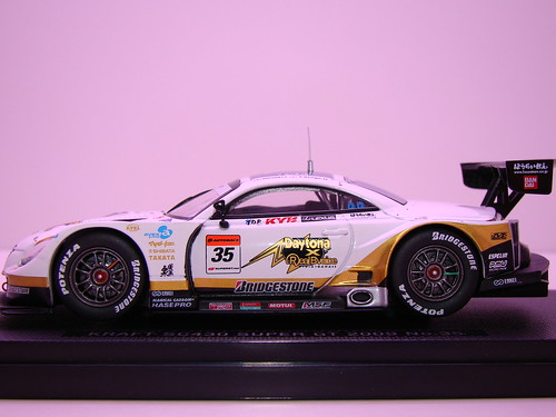 EBBRO KRAFT SC430 SUPER GT 2009 NO (10)