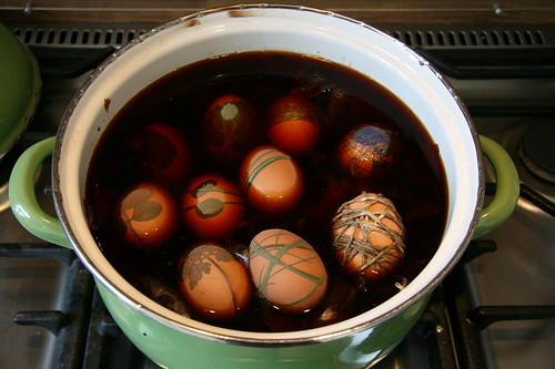 kaip pradurti kiaušinio varpą