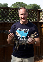 Stef with Alligator 4