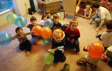 Jay's Birthday Party