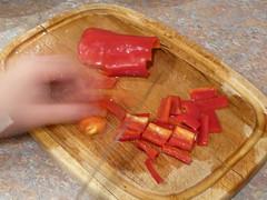 Making Fish (Basa) dinner - pix 1/7