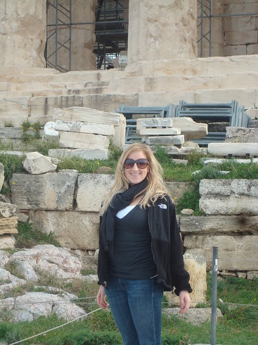 Me and the Parthenon