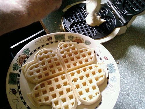 Waffles by Karyn Ellis