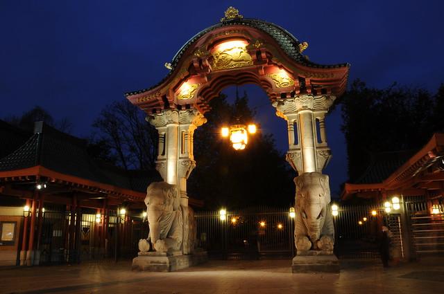 Puerta de los elefantes