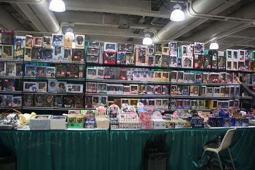 Toyslogic's booth