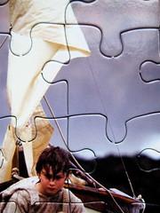 Nel paese delle creature selvagge. Il libro puzzle (Spike Jonze, Dave Eggers, Maurice Sendak, Elisa Fratton -traduzione); Mondadori 2009; p. [3] (part.)