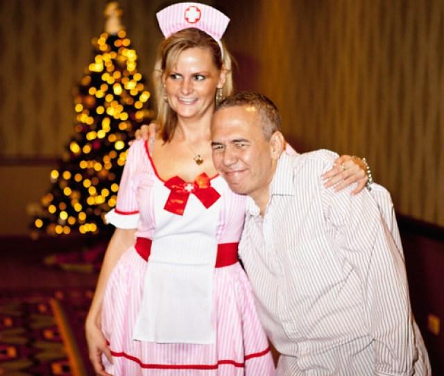 Nurse Becca Gilbert