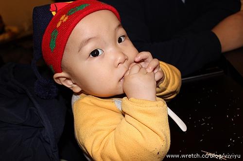 [V 8m18d]第一次發燒~發牙惹的禍 @VIVIYU小世界