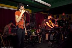 Brasstronaut @ The Black Sheep Inn