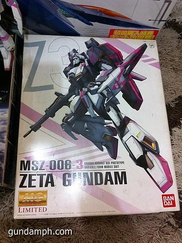 Limited MG Zeta Karaba