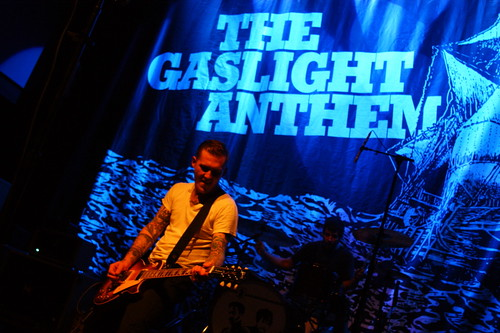 The Gaslight Anthem, 9:30 Club, 10/22/09