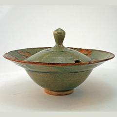 Marjo (?). Lidded bowl