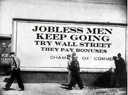 Wall Street and the Economy