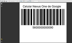 Codeka MX - Codigos de Barras