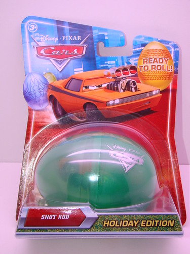 disney CARS snot rod easter egg