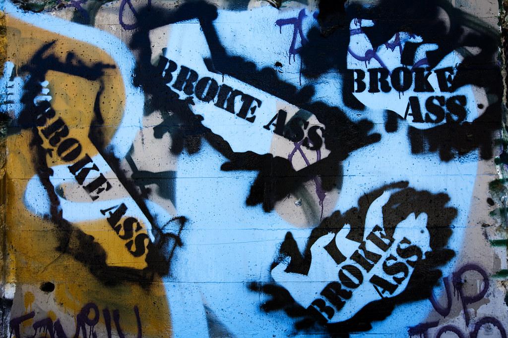 broke-ass