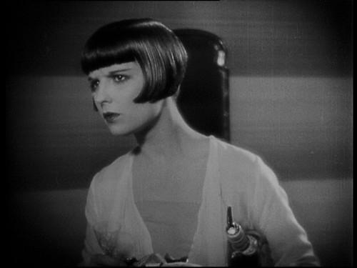"Louise Brooks in ""Pandora's Box"", 1929, Screencaptures."