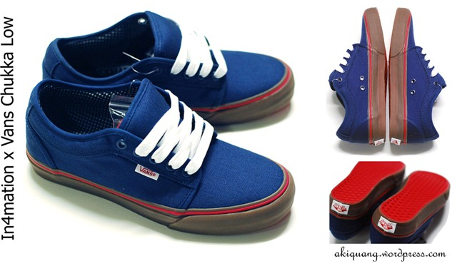In4mation x Vans Chukka Low 2